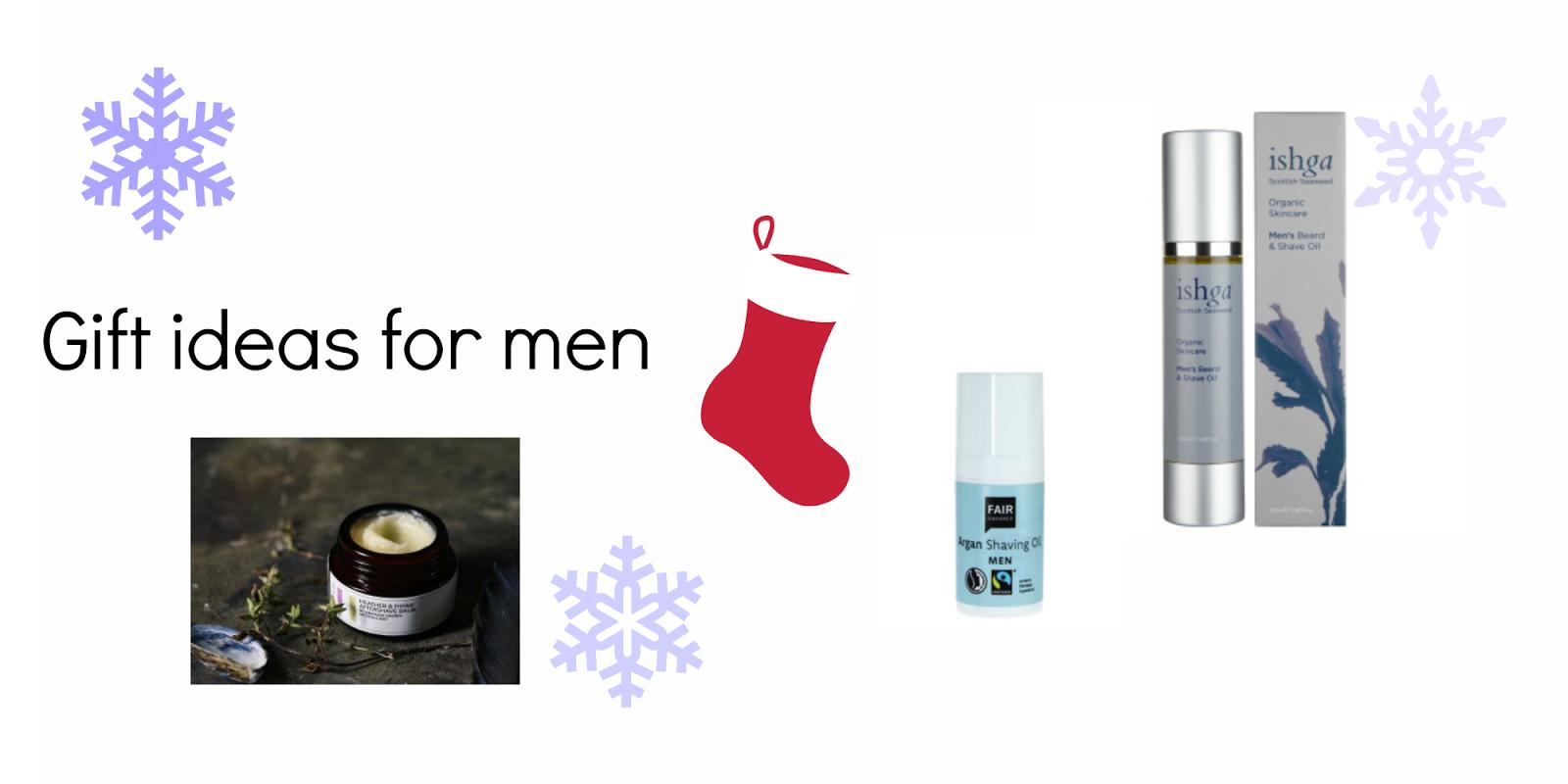 Gift ideas for Men - Ana goes green...