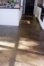 Nacogdoches, TX, floor install