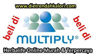 Belanja Herbalife Online Murah di Multiply