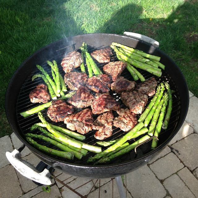 Easy Recipe for Grilled Lamb Chops