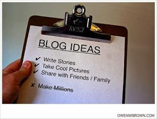 El placer de construir poco a poco un blog