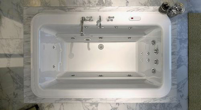 Roman Style Bathroom
