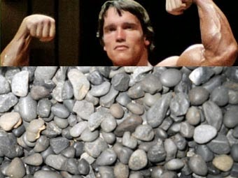 Membuat Manusia Batu dengan Photoshop