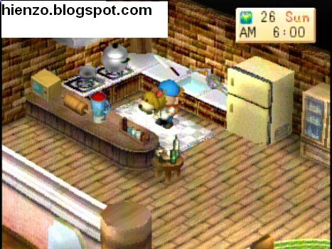 Download Harvest Moon: Back To Nature Bahasa Indonesia (PS1)