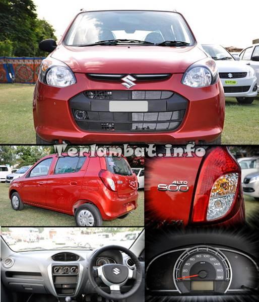Harga dan Spesifikasi New Suzuki Alto