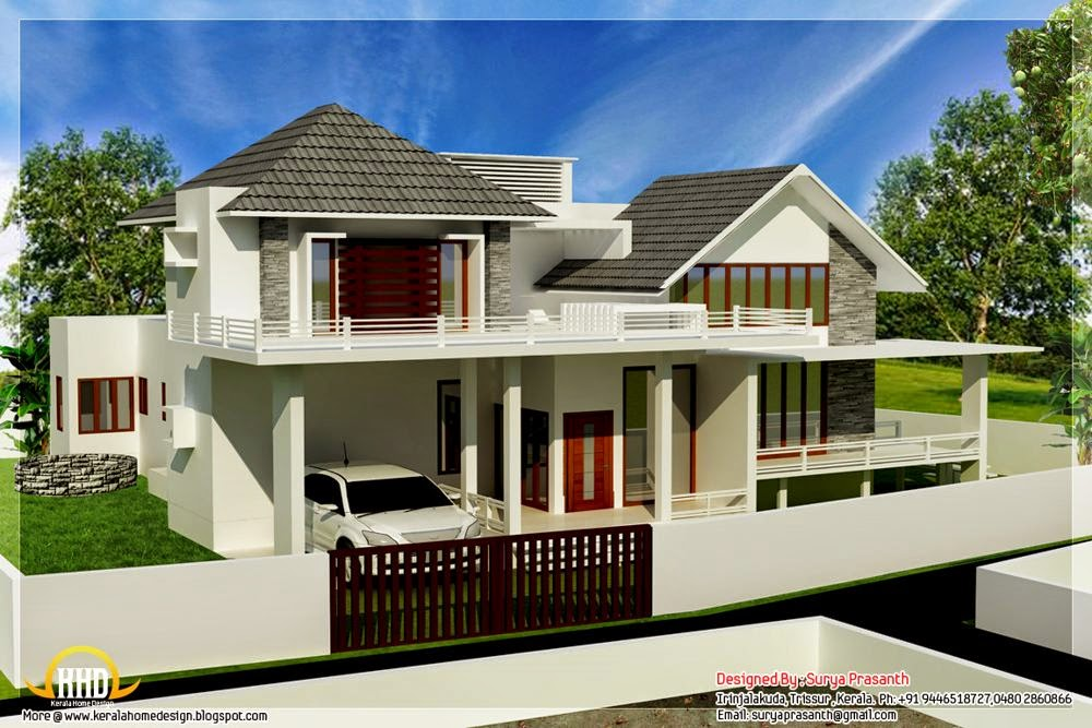 Modern Home Designs Plan