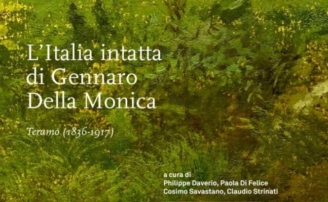 """dal 23 luglio a  Milano la mostra """"L'Italia intatta di Gennaro della Monica"""""""