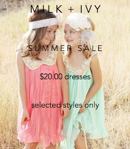 Milk & Ivy Children's Boutique