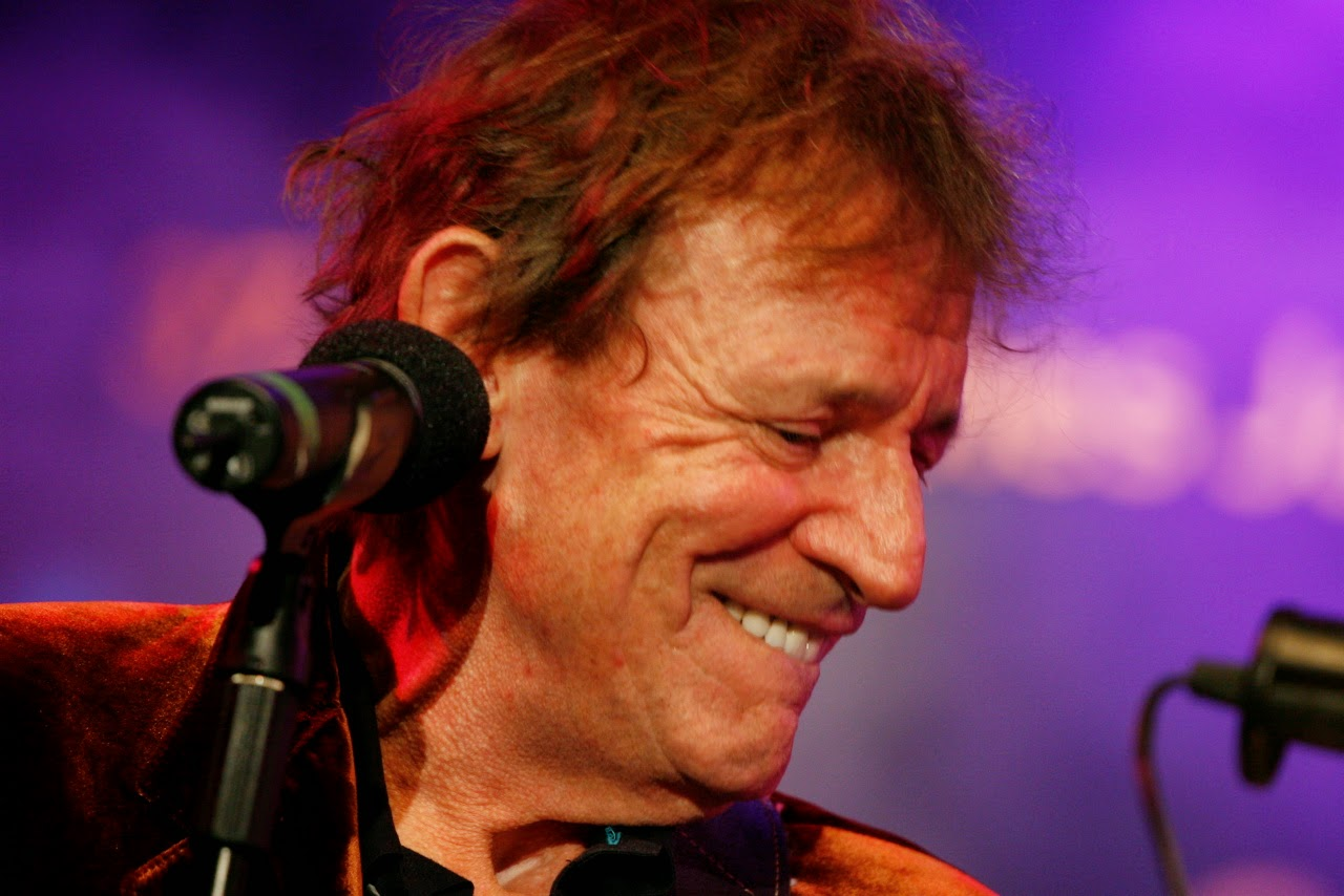 British blues-rock legend Jack Bruce