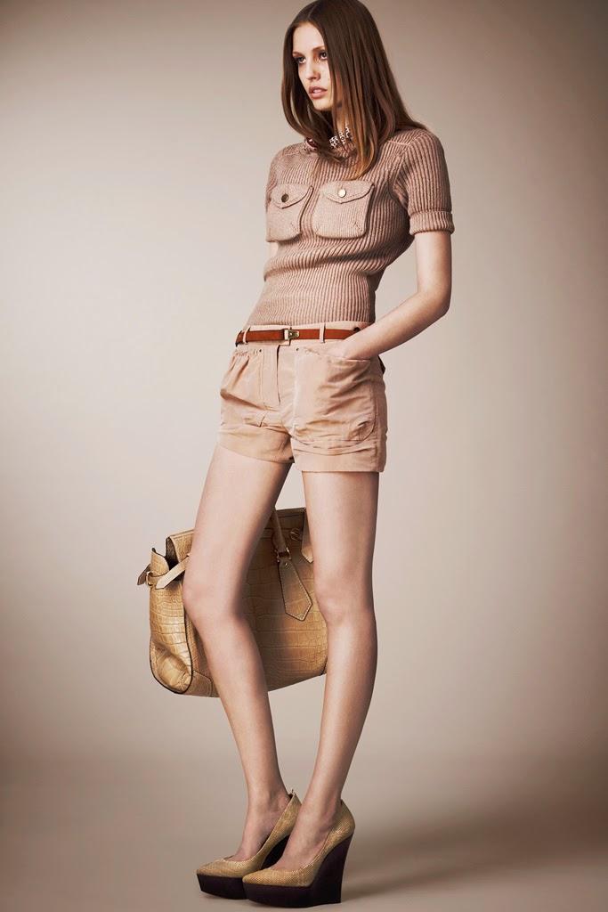 Burberry rok modelle in 2014 , burberry rokke 2014 versameling, dames