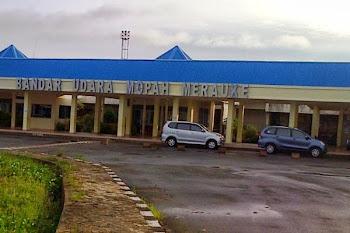 Bandara Mopah Merauke. ZonaAero