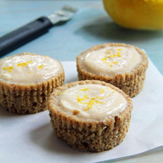Mix it Up: Lemon Cream Filled Cupcakes