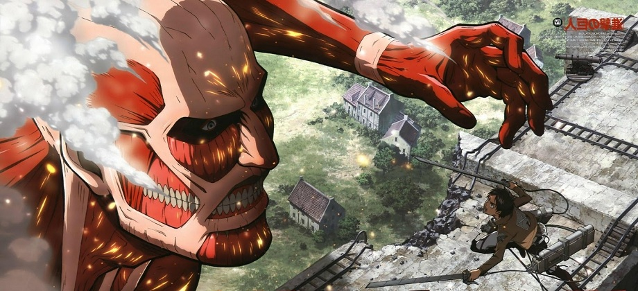 جميع حلقات وأوفات وأفلام هجوم العمالقة - Shingeki no Kyojin
