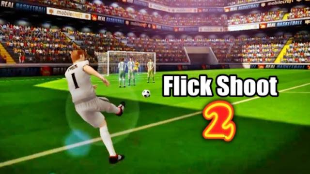 Flick Shoot 2 v1.26 APK (Mod Free Shopping) Full