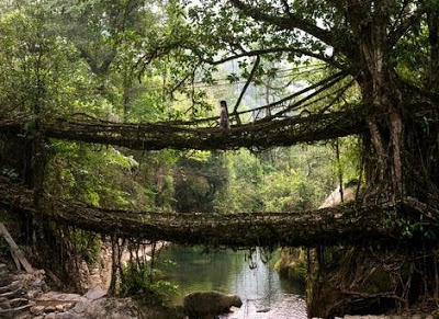 jembatan alam