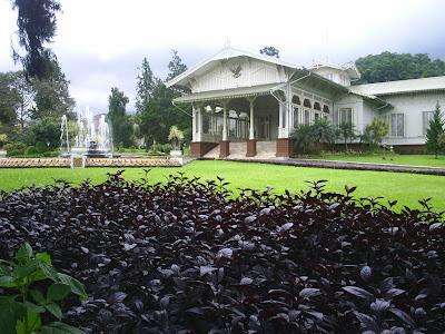 Profil Istana Cipanas