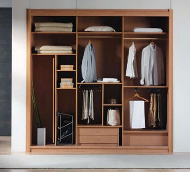 Interior design bedroom wardrobe ayanahouse Bedroom wardrobe interior designs