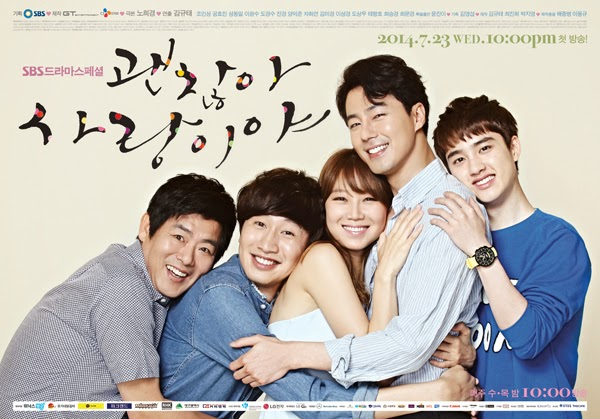 "Drama Korea ""It's Okay, That's Love / It's Okay, It's Love"""