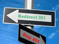 CARA MELAKUKAN REDIRECT 301 (PENGALIHAN URL)