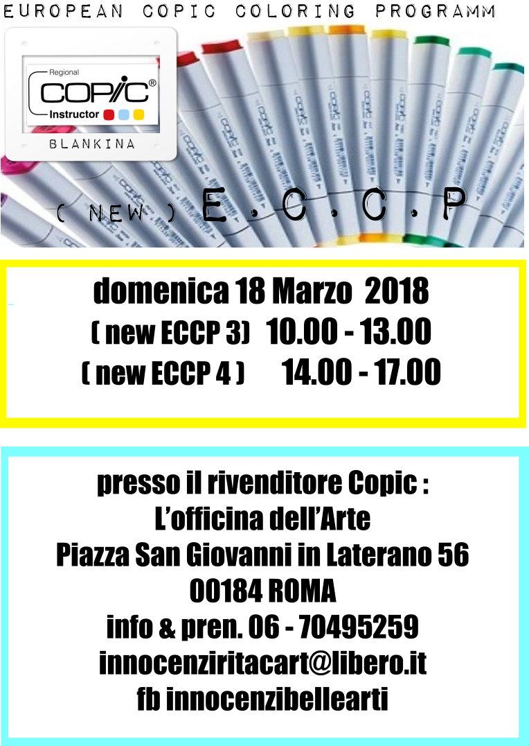 CORSO NEW ECCP A ROMA