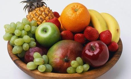 Woensdag en vrijdag = fruitdag