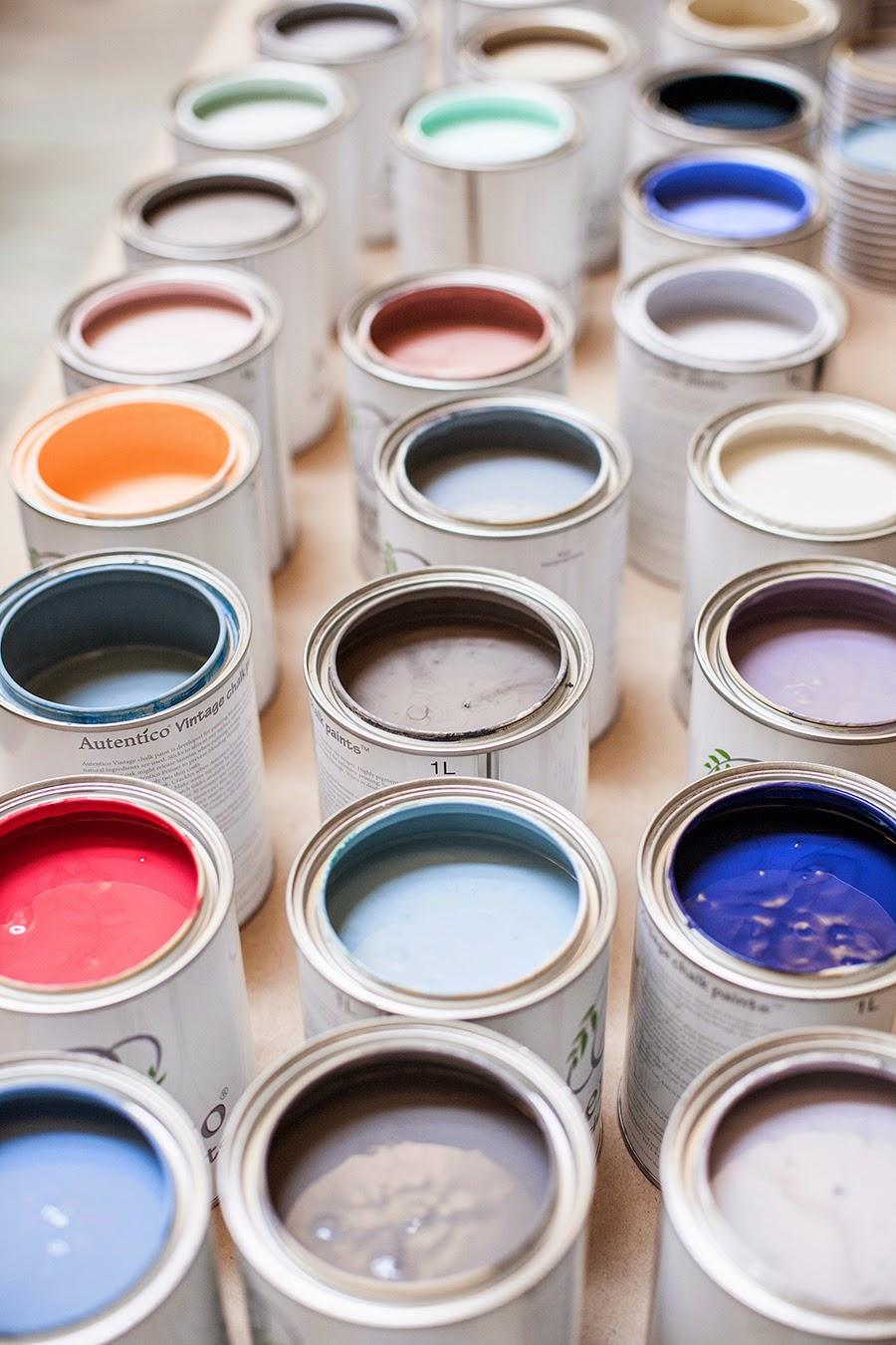 Atelier 108 pintura chalk paint por crea decora y recicla - Crea decora y recicla ...
