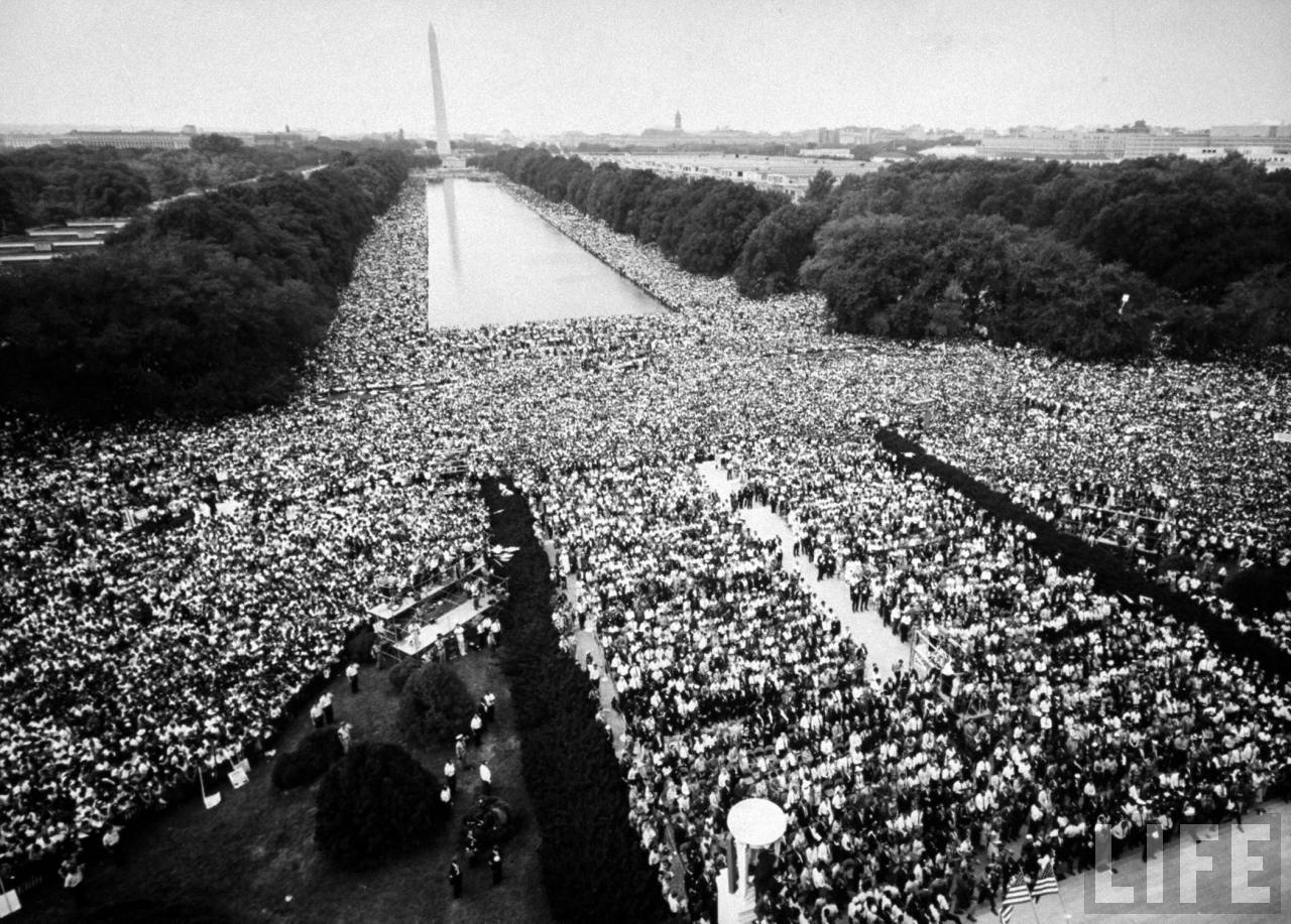 1963 march Washington — fifty years ago, civil rights leader rev martin luther king jr led a march that changed the lives of all americans on august 28, 1963, king delivered his famous i have a dream.