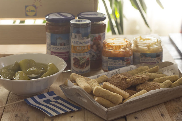 Picnic griego con Lidl
