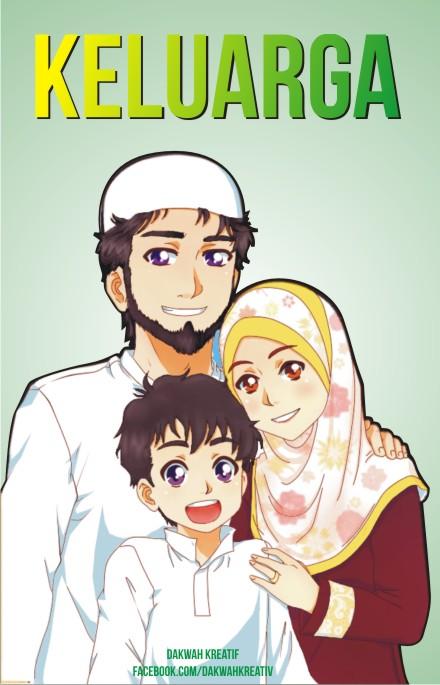 Sebelas Kiat Menata Keluarga Islami