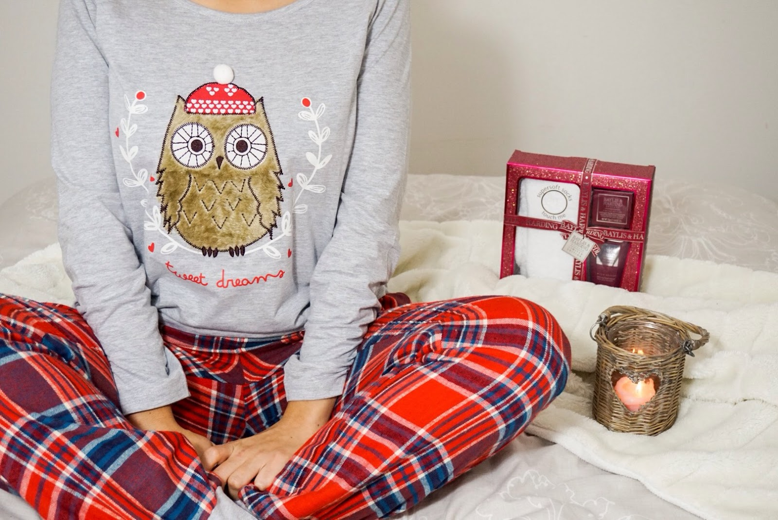 Cosy for Christmas with House of Fraser