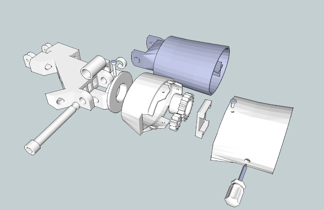 inmoov wrist assembly