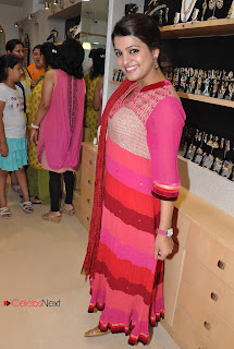 Tashu Kaushik Latest Pictures in Pink Salwar Kameez at Jewels Event  0032.jpg