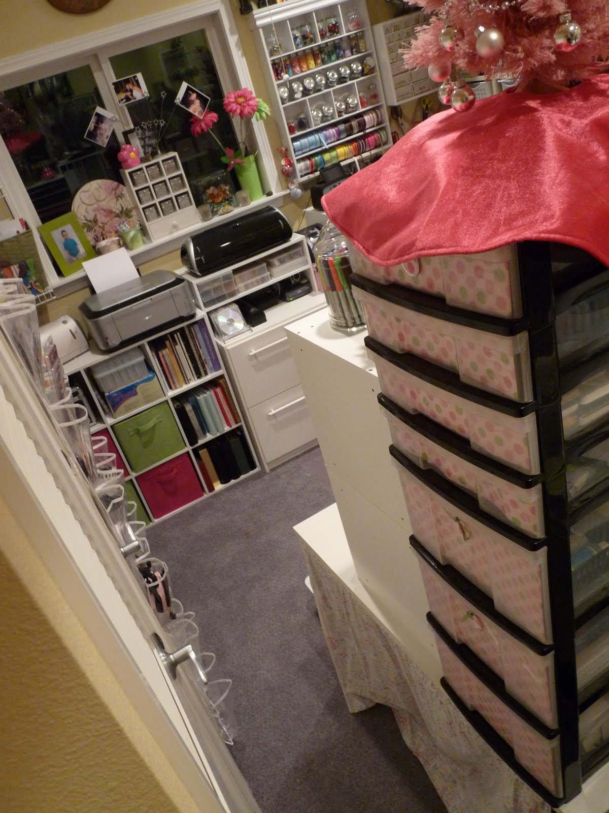 Welcome to my Newly Updated Scrapbook Room. I hope you enjoy looking