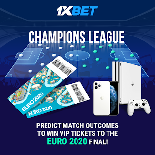 Awesome prizes at 1xBet