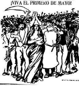 Las celebraciones del 1º de Mayo en la Dehesa de la Villa