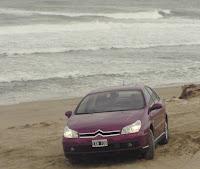 Baul Citroen C5 SX 2.0 HDi arena playa