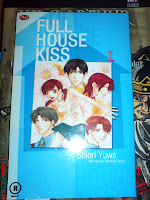 Komik Full House Kiss