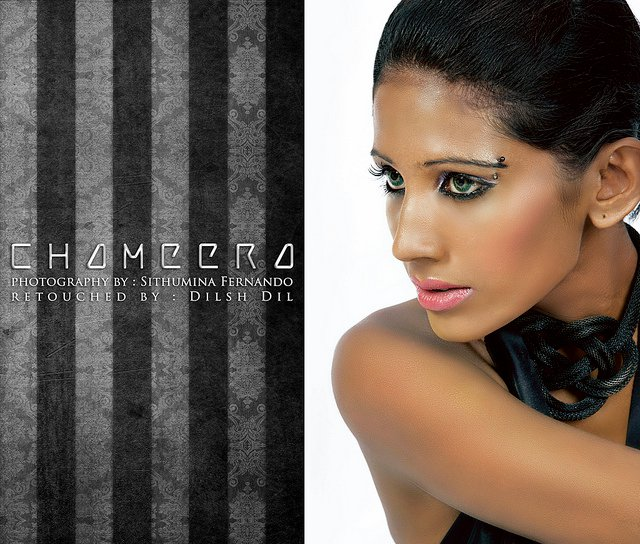 Slactress Hot Model Chameera Athapaththu