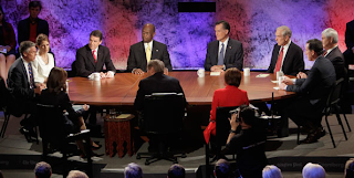 From the earlier GOP debate (10/11/11)