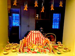 Barnum and Bailey's Circus in gingerbread