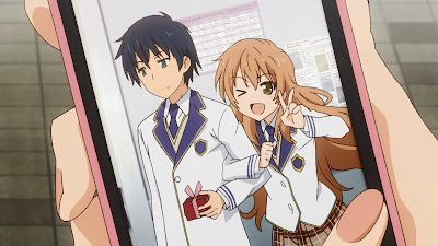 Golden Time Episode 2 Subtitle Indonesia