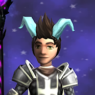 Wizard101 Polaris Best Gear Drops - Ice Horns Hairstyle