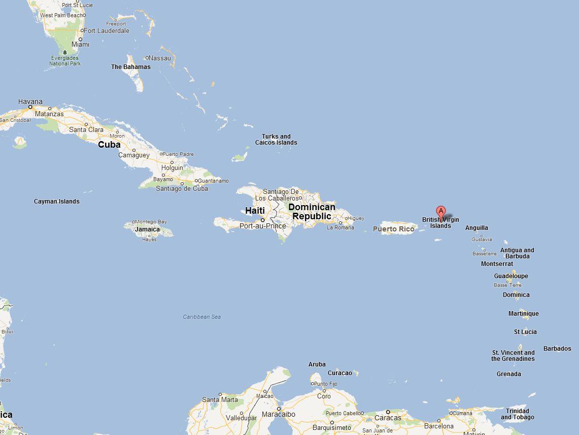 Jason Amp Vickis Blog Where Is Tortola