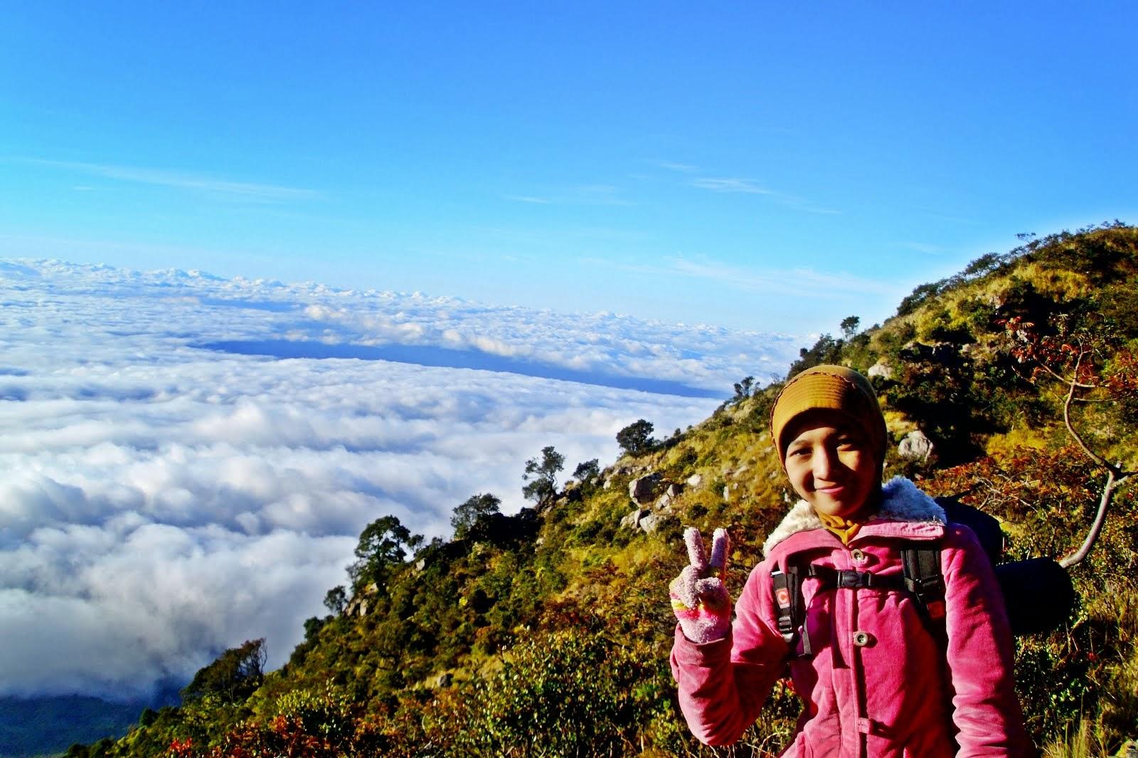 Gunung Lawu 3265 mdpl