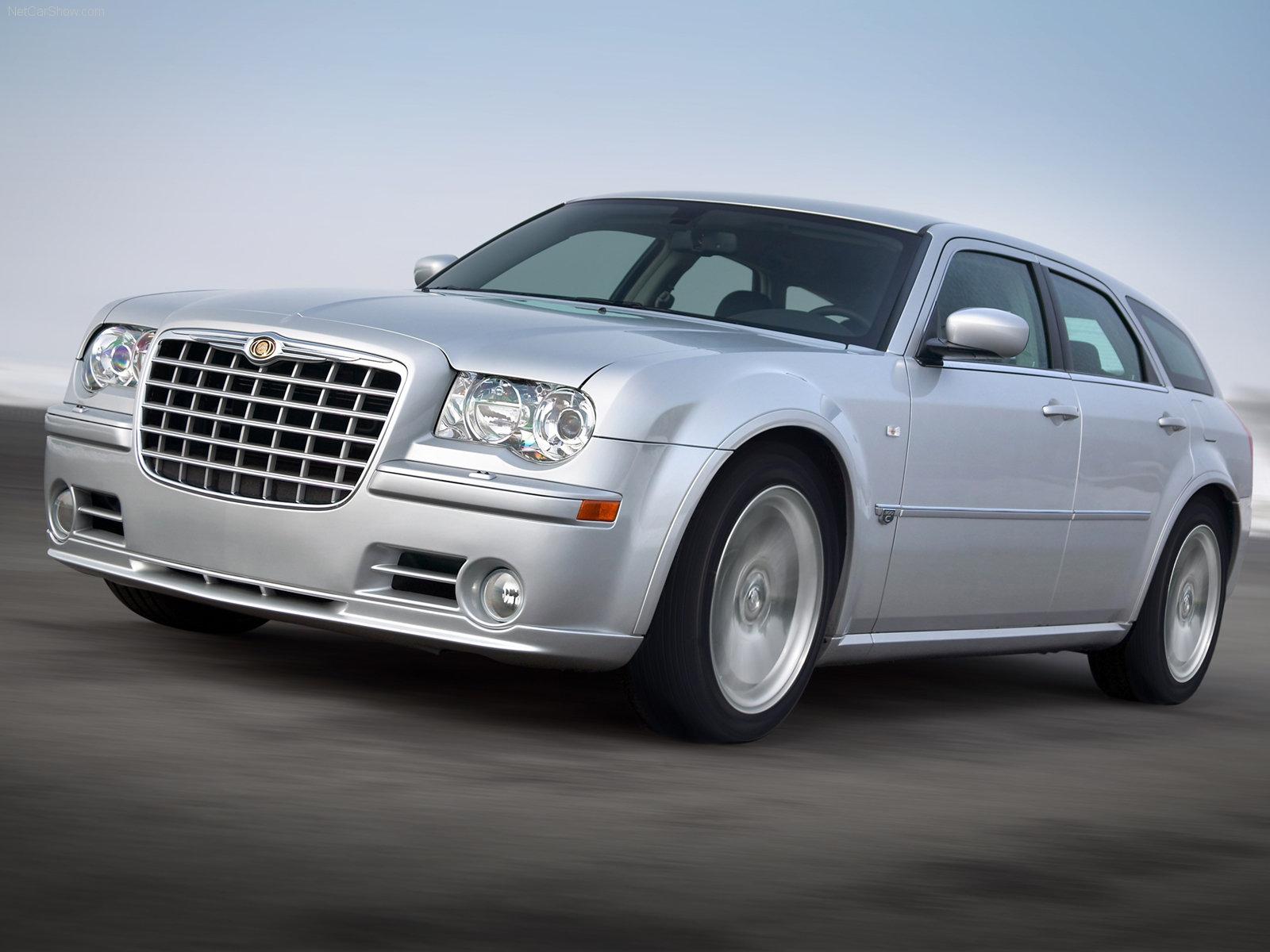 Hình ảnh xe ô tô Chrysler 300C SRT8 Touring 2006 & nội ngoại thất