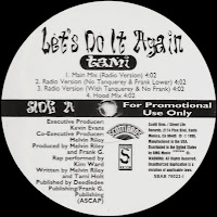 Tami - Let's Do It Again (Promo VLS) (1995)