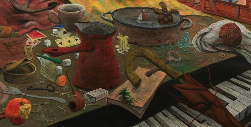 Miroslav Sekulic-Artwork