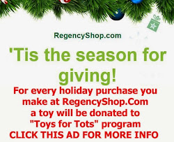 You can help TOYS FOR TOTS just by shopping