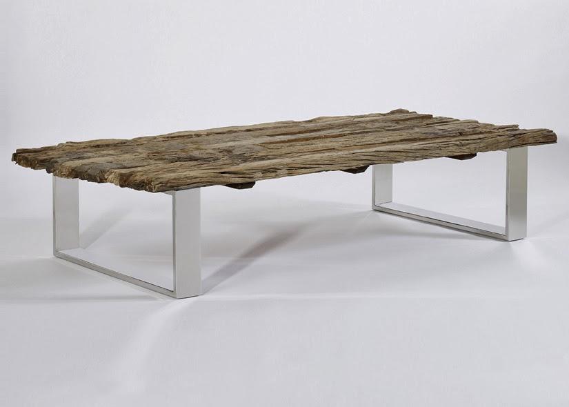 Une table basse offre une touche personnalis e id e d co - Decorer une table basse ...