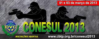 I Etapa Campeonato Brasileiro de IPSC 2013 - Tiro Prático